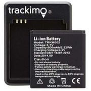 Trackimo batterioplader + external battery pack li-ion