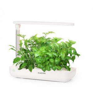 Klarstein growlt flex indoor garden 9 roślin 18w led 2 litry