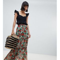 exclusive mexicana midaxi skirt - multi, Anna sui, 36-40