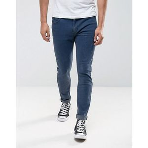 Rollas Thin Captain Slim Jeans Stone Tint 692 - Blue
