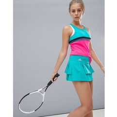 tennis skirt in mint - blue marki Adidas