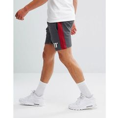 shorts in grey with stripe - grey, 11 degrees