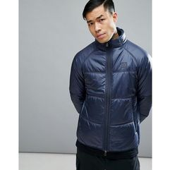 66 north vatnajokull primaloft collar jacket in navy - navy marki 66o north