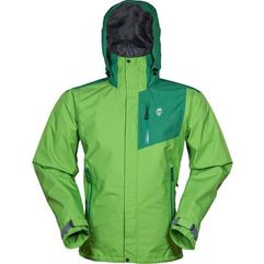 High Point kurtka outdoorowa Superior 2.0 Jacket Green XL (8591788394945)