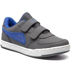 Sneakersy KAPPA - Trooper Light Ice K 260575K Grey/Blue 1660