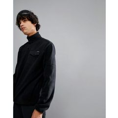 Billabong Tomahawk Polar Fleece in Black - Black