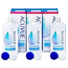 Johnson and johnson Acuvue revitalens 3x 300 ml