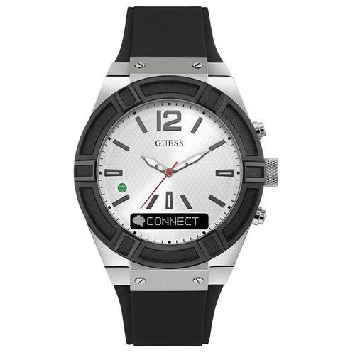 Zegarek Męski Guess Connect C0001G4 Smartwatch Connect Voice Command