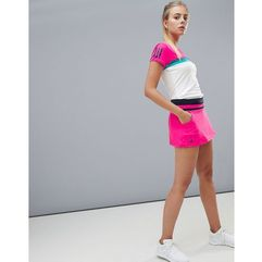adidas Tennis Skirt In Hot Pink - Pink