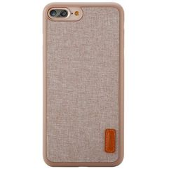 Baseus Etui grain case iphone 7 plus khaki (2000048763019)