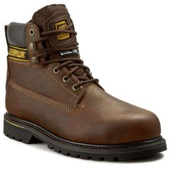 Trapery CATERPILLAR - Holton P708025 Dark Brown, kolor brązowy