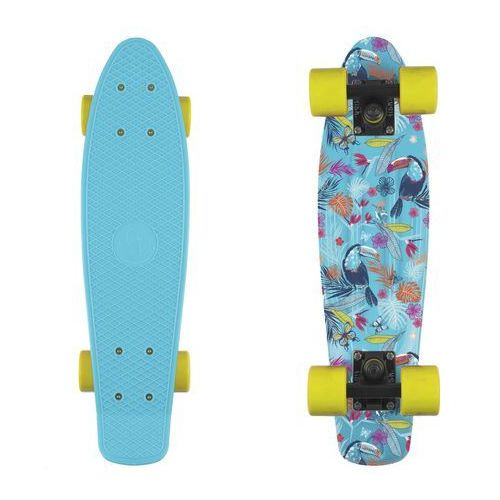 Deskorolka Fishskateboards Tucans / Black / Yellow