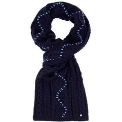 szalik BENCH - Cable Scarf Essentially Navy (BL11341)