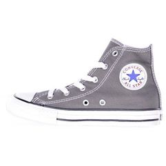buty CONVERSE - Youths Chuck Taylor Allstar Hi Charcoal (CHARCOAL)