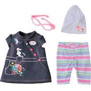 Baby born Deluxe Jeans Collection Ubranko dla lalki, 1_542178