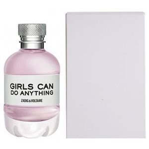 Zadig & voltaire girls can do anything, woda perfumowana - tester, 90ml