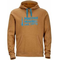 Marmot bluza 74 hoody camel heather l