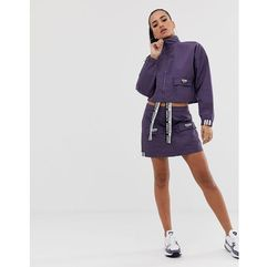 Adidas originals ryv pack pocket skirt in purple - purple