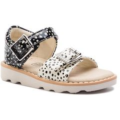 Sandały CLARKS - Crown Bloom T 261411236 Black Interest