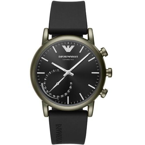 Emporio Armani Connected ART3016 Hybrydowy Zegarek SmARTwatch Ea - SALE -40%