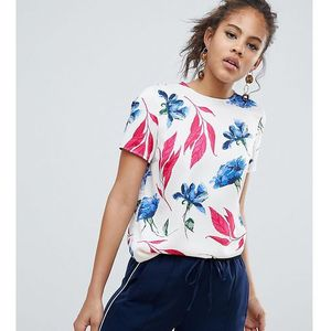 bold floral top - multi marki Y.a.s tall