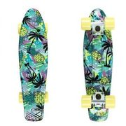 Deskorolka Fishskateboards Pineapple / White / Yellow