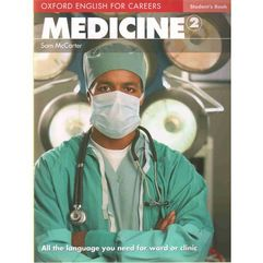 Oxford English for Careers: Medicine 2 Student's Book, Sam McCarter