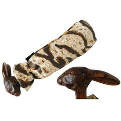 Parasol Pasotti Animalier Folding with Rabbit Handle, 257 1409-61 113