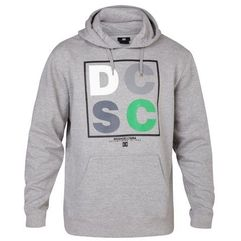 Dc bluza survival ph heather grey m
