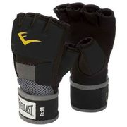 Everlast ever-gel glove wraps - black small - with double s (5050787200709)