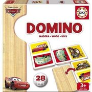 Educa domino drewniane,cars - educa (8412668160385)