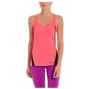 Bench Podkoszulka - active tank top neon bright pink as swatch (pk11423)