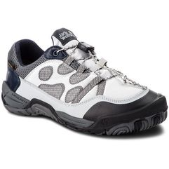 Półbuty JACK WOLFSKIN - Jungle Gym Texapore Low K 4027581 Wolf, kolor szary