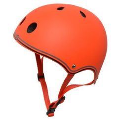 AUTHENTIC SPORTS Kask ochronny Globber Junior, czerwony
