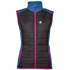 High Point kamizelka Flow 2.0 Lady Vest Black/blue M (8591788413257)