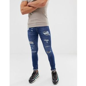 Loyalty and faith skinny fit jeans in midwash - blue marki Loyalty & faith