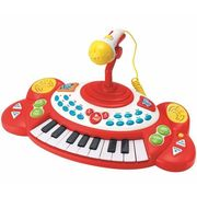 Pianinko z mikrofonem Smily play (5905375819958)