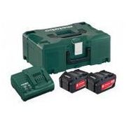 Metabo basis-set 2 x 5.2ah (685065000)