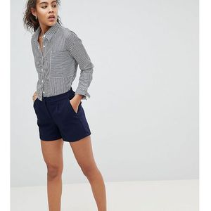 Y.A.S Tall Smart Short - Navy