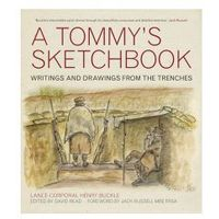 Tommy's Sketchbook (9780752466057)
