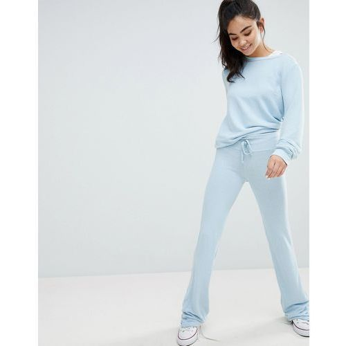 Wildfox Straight Cut Jogger - Blue