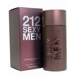 Carolina herrera 212 sexy edt 100ml