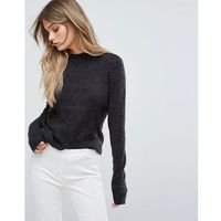 knitted jumper - black marki Y.a.s