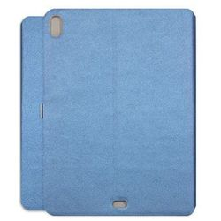 Apple iPad Pro 12.9 (2018) - etui na tablet Wallet Book - granatowy