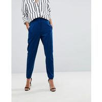 tailored trouser - blue, Y.a.s